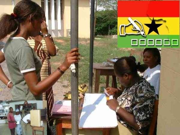 Sekondi-T'di, Tarkwa record high voters registration