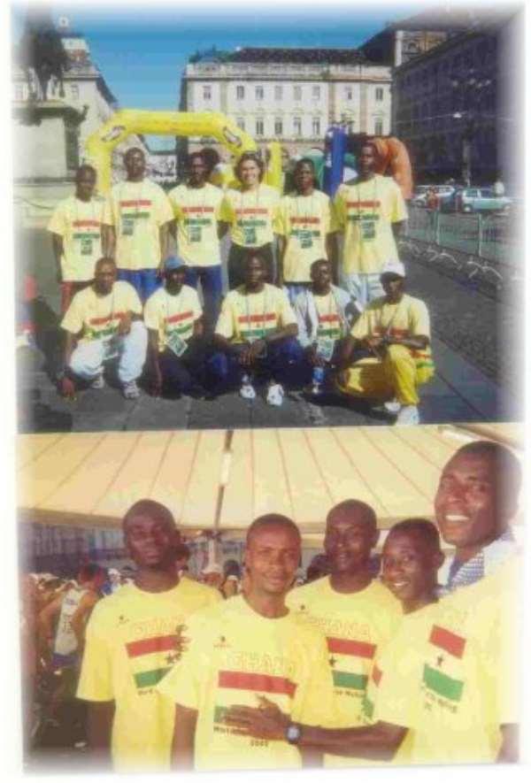 Ghana Ranked 19th In World Walking