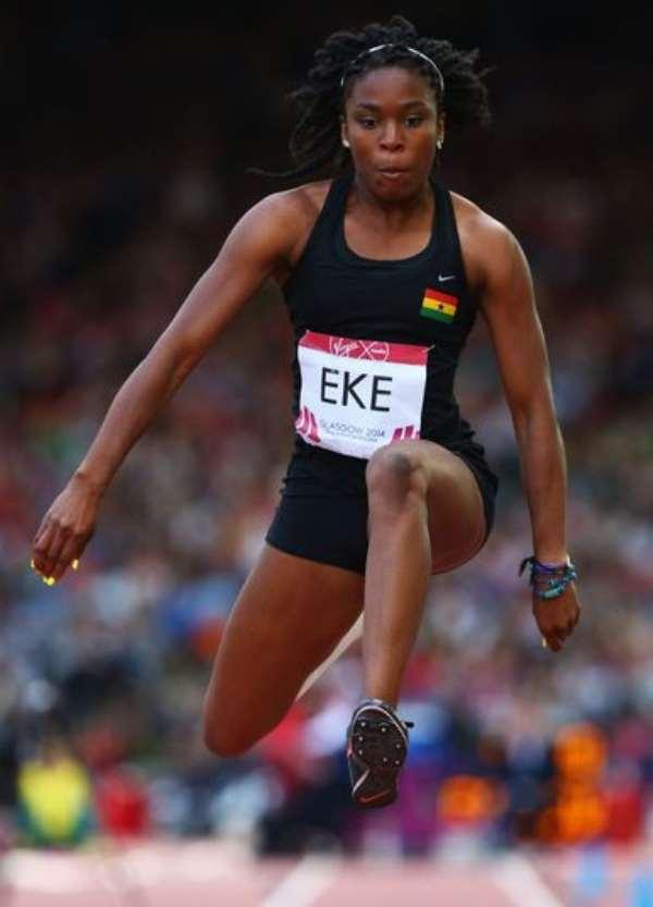 Tokyo 2020: Nadia Eke to lead Team Ghana as flagbearer