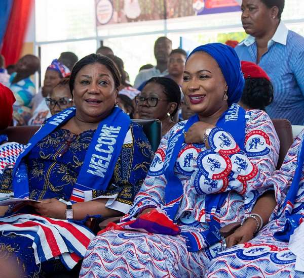 CDD boss angry over salaries for First and Second ladies