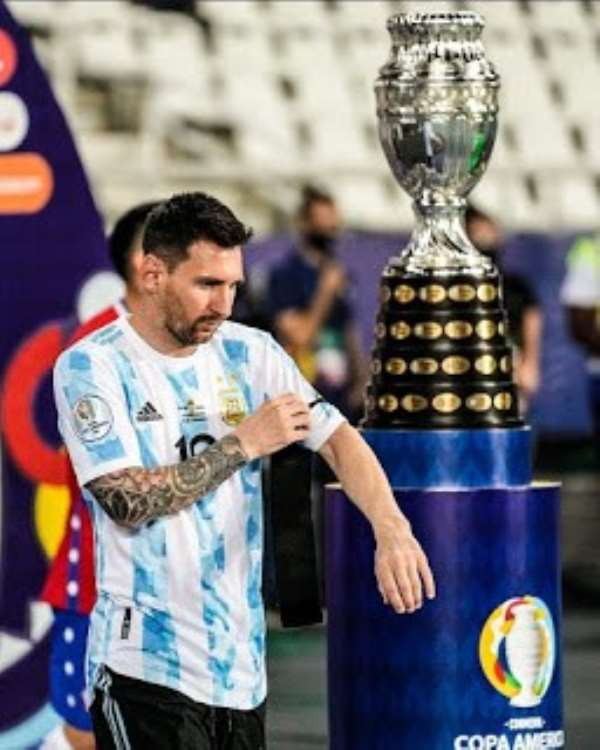 COPA AMERICA FINAL: Now or Never for Messi and Argentina