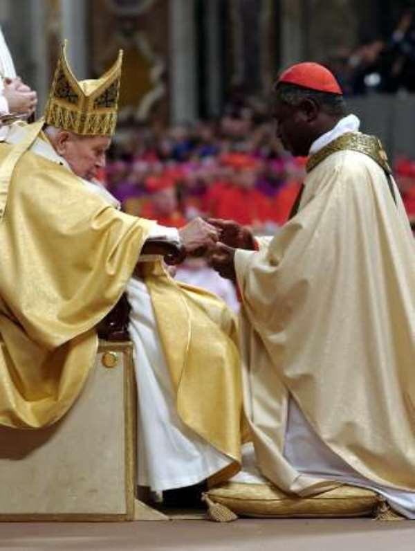 Next Pope - Ghanaian?