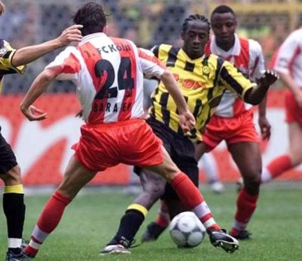 Addo joins German side Mainz
