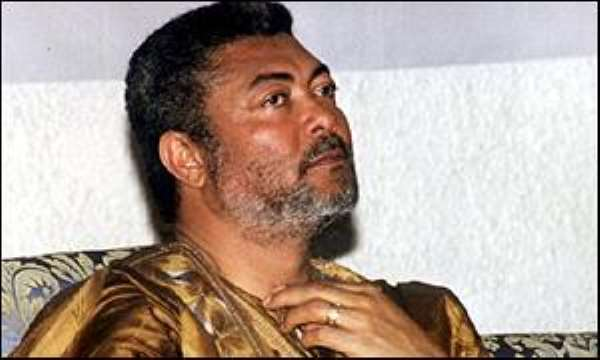 Rawlings to attend African Presidential Roundtable