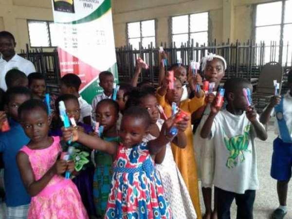 Rebekah Awuah Foundation Offers Dental Treatment To 300 Children