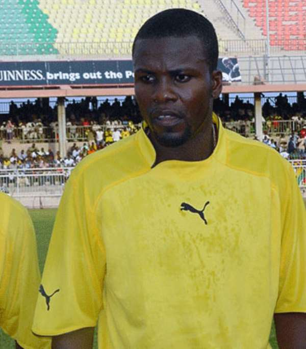 It feels great to be back - Kuffour