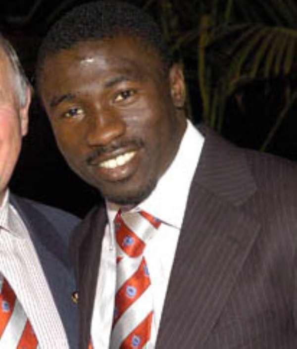 Feyenoord linked to Obodai  move