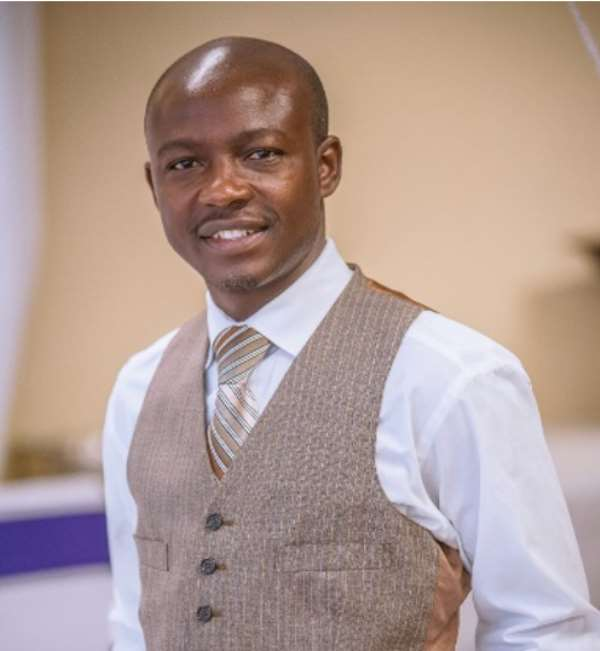 Dr. Peter Jackson Wadja Is A Ghanaian Resident In The United States Of America