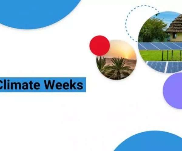 Asia-Pacific Climate Week 2021 sends strong signal to COP26
