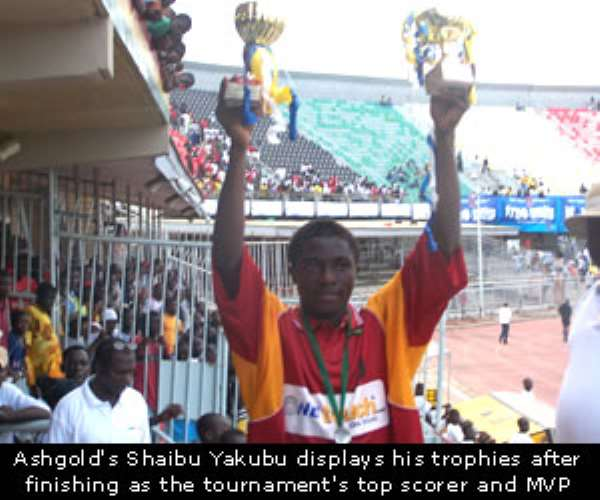 Shaibu tops all in One Touch Gala