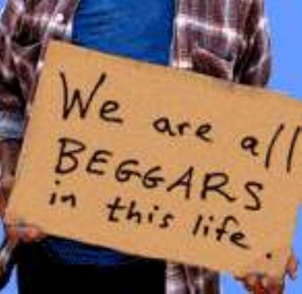 Reducing the number of beggars