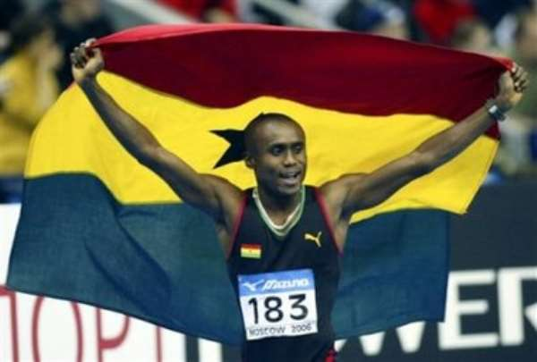 Gaisah To Lead Ghana's Charge
