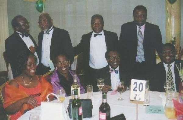 Ghanaians in UK raise funds for Korle-Bu