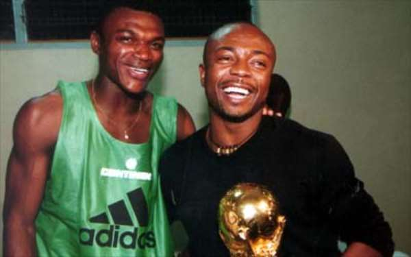 Desailly Dismay As Ghana Pull Out