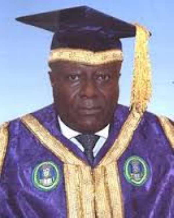 Happy Birthday To Professor O.G Oshodin; A Trailblazer
