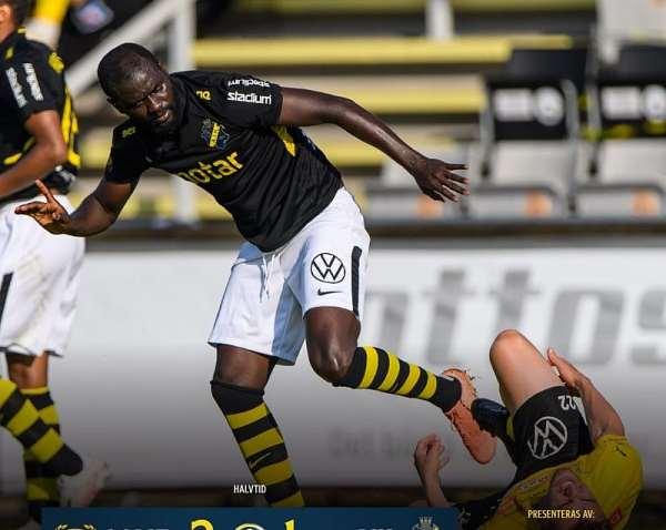 Enoch Adu Kofi Scores In AIK Stockholm Defeat