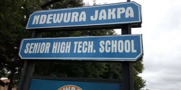 Ndewura Jakpa SHTS Riotous Students To Be Surcharged For Destruction – MCE