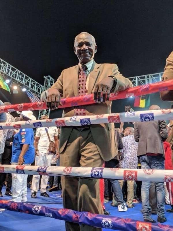 Yoofi Boham - A Life Dedicated To Boxing