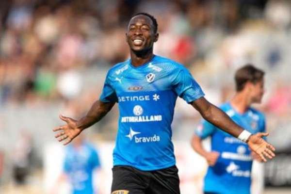 Sadat Karim Nets First Goal Of The Season In Halmstads BK's 2-0 Win Against Oesters IF