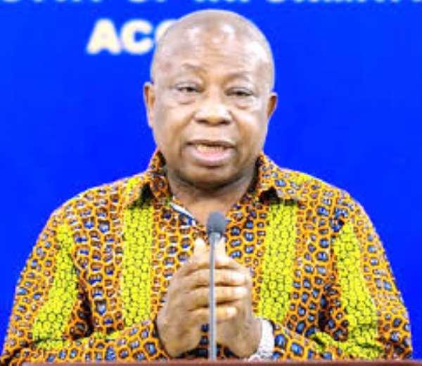 Kwaku Agyeman-Manu's loyalty to the grave worth emulating?