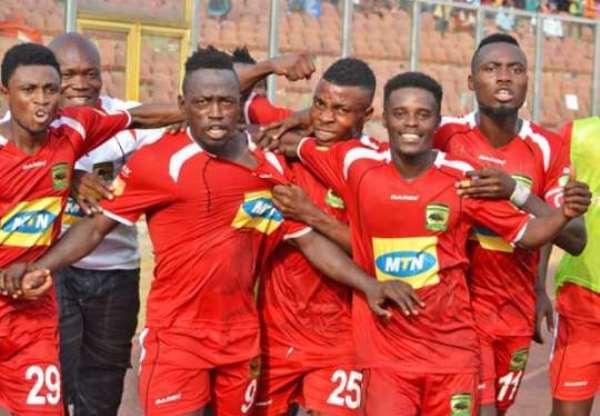 Asante Kotoko name 18-man squad without Augustine Sefah to face San Pedro in Abidjan
