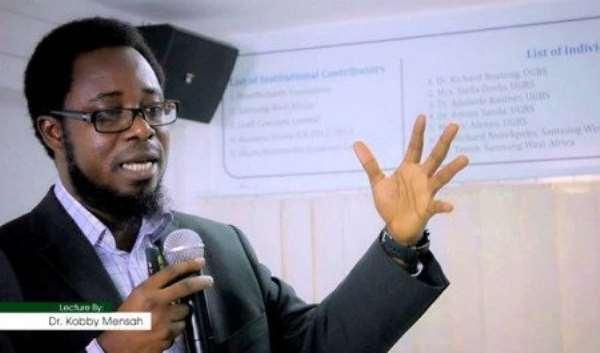 Dr. Kobby Mensah
