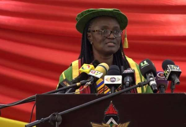 New KNUST Vice-Chancellor Promises To Make School Globally Competitive