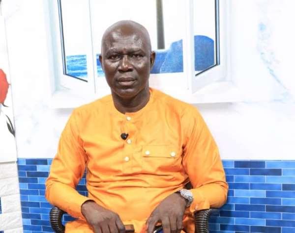 Mr. Albert Boamah - Kumasi Sofoline GPRTU branch Chairman