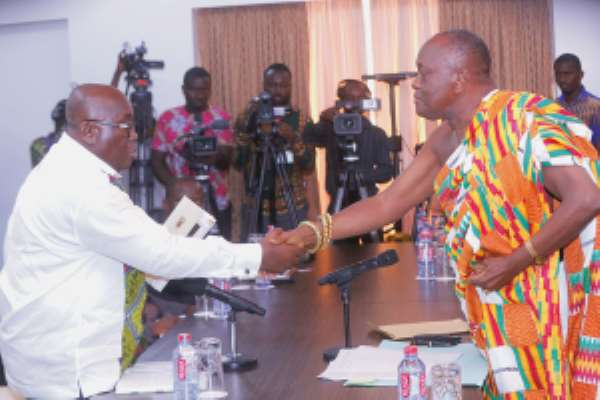 Council Off State Gives Relevance To Ghana's Democracy