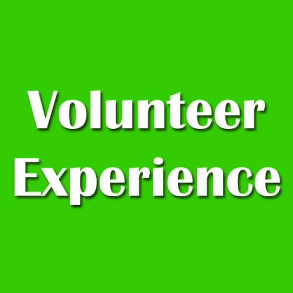 How to make the best out of your Volunteer Experience