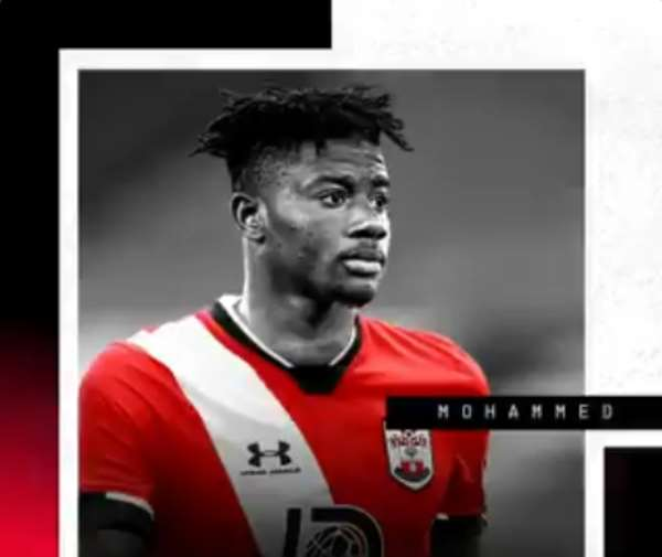JUST IN: Southampton Announce Mohammed Salisu Signing