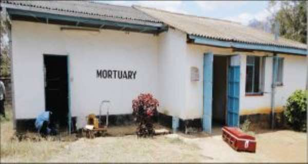 Yeji: Residents Attack Hospital Mortuary Workers, Steal Body Of Suspected COVID-19 Person