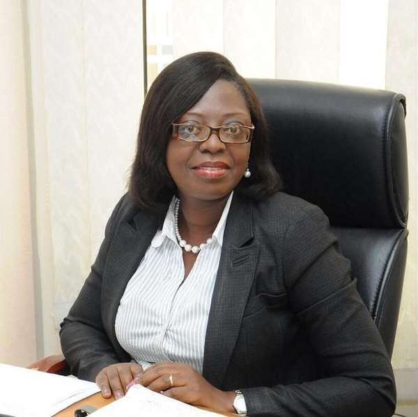 WISA Director Rosemary Gaisie Congratulates Newly Appointed Executives