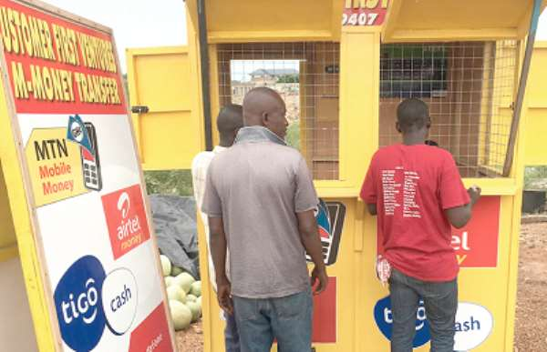 Mobile Money accounts have increased to 44million as of June 2021 — BoG