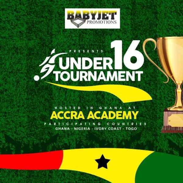 Asamoah Gyan's BabyJet Promotions To Organize U16 Invitational Tourney In Ghana