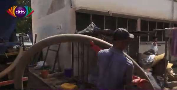 Angry Residents Demand Overhaul Of Poor Sewer System At Tema [Video]