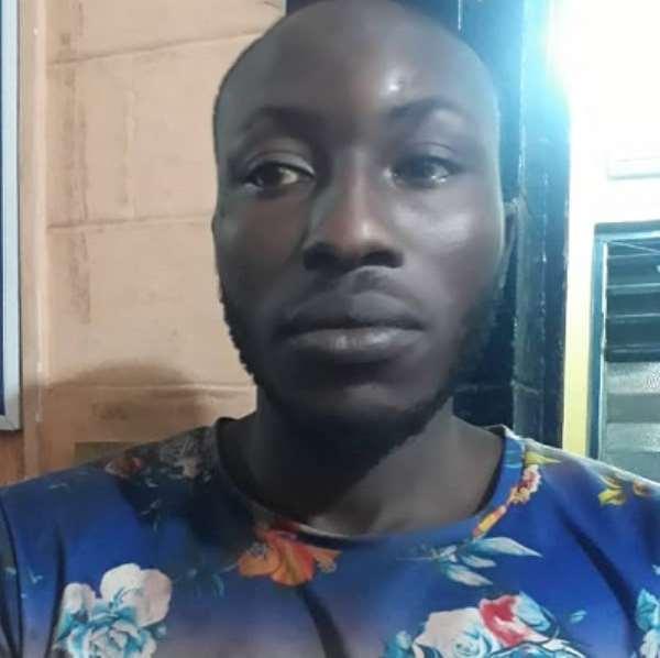 Suspect, Awowin Akonvu