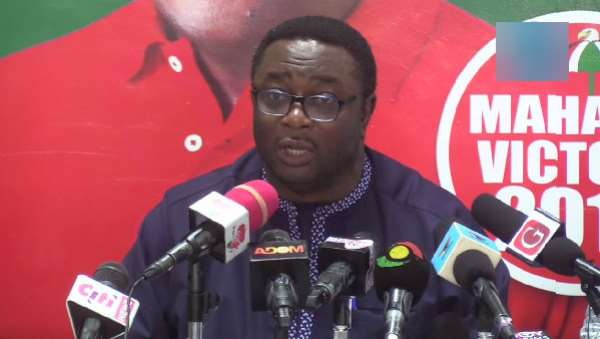 Minors, Foreigners On New Voter Roll: NDC Call For Independent Audit