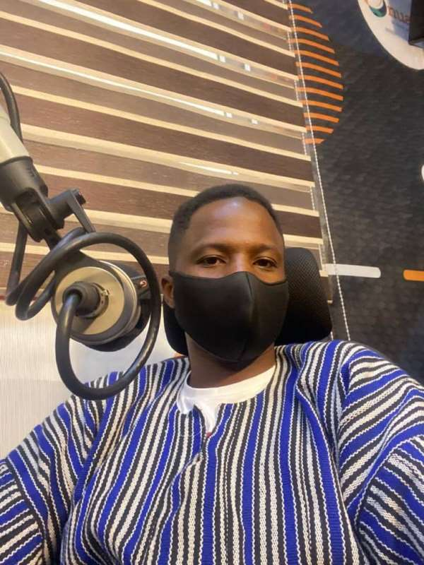 Stonebwoy Must Be Reasonable And Protect His Brand — Attractive Mustapha (Video)