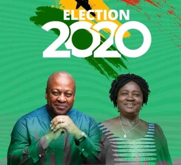 NDC Ahanta West Announces Campaign Team