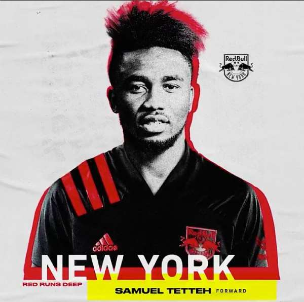 Everything You Need To Know About Samuel Tetteh