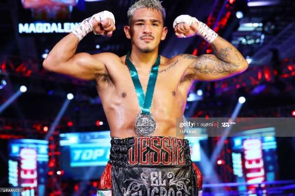 Jessie Magdaleno is wet to fight Emanuel Navarrete for the WBO featherweight title
