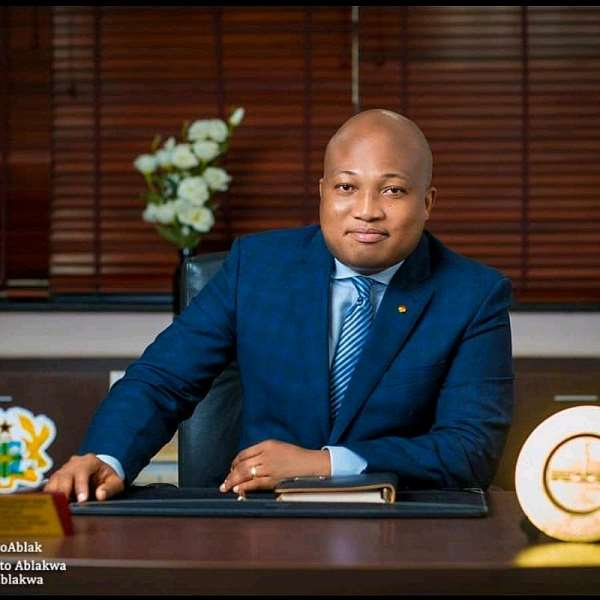 Ablakwa Promise Ghc10,000 Reward For Information To Killers Of Juapong Businessman