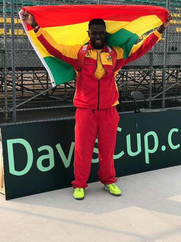 Herman Abban Foundation – Out To Support Ghana Tennis