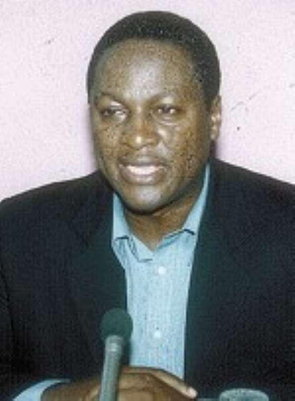 Mahama's NDC comeback dream