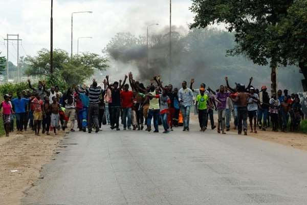 Zimbabwe: Ruthless crackdown on freedom of assembly exposes intolerance for dissent
