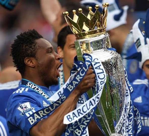 Chelsea And Nigeria Legend Mikel Obi Set To Sign For Stoke City