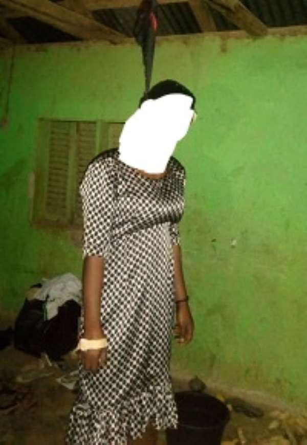 Ahafo-Ano South: Shocking! 17-Year-Old Girl Commits Suicide