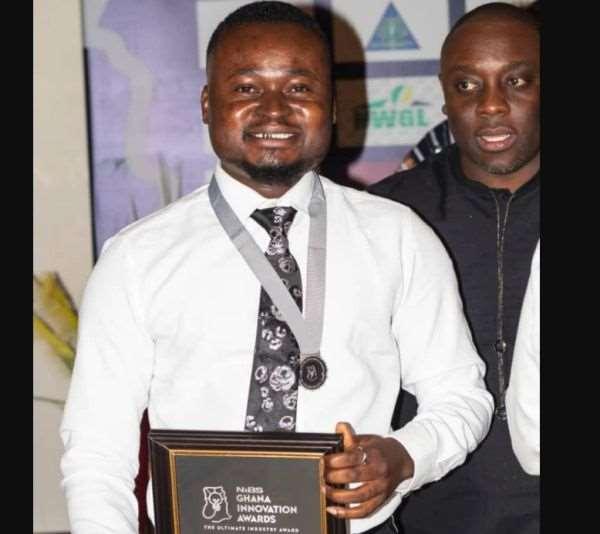 The CEO, Zubair Mustapha
