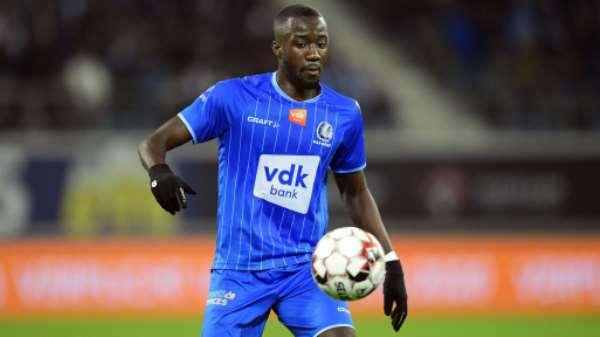 Midfielder Elisha Owusu Features For K.A.A Gent In Defeat To Kortrijk
